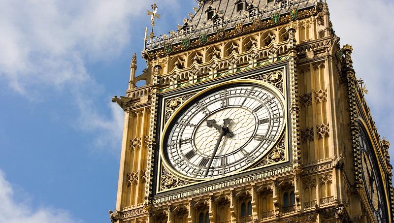 Relógio Big Ben em Londres | Inglaterra