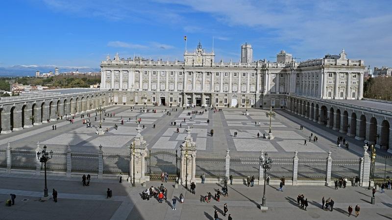 Palácio Real de Madrid | Espanha