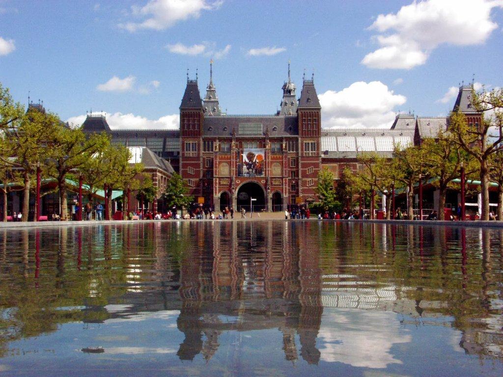 Museu Rijksmuseum em Amsterdam