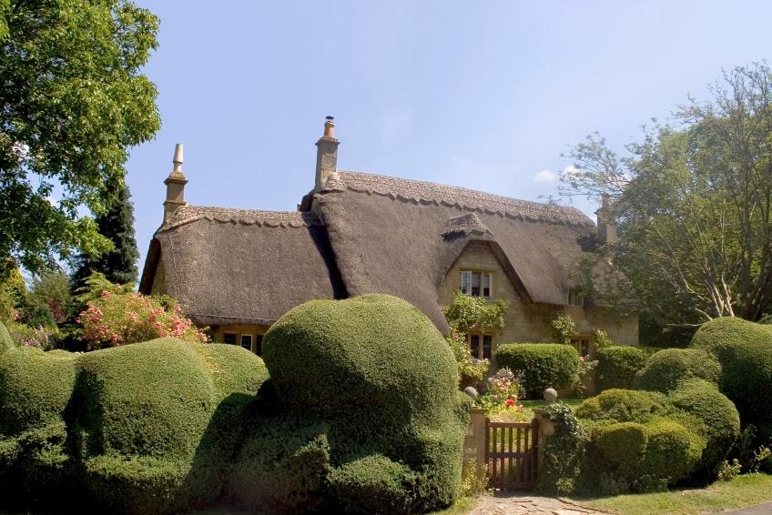 Casa em aldeia de Cotswolds