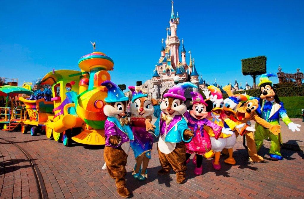 Disneyland Paris na França