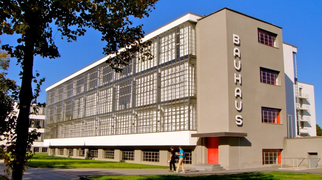 Escola Bauhaus na Alemanha
