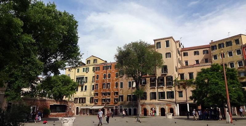 Gueto Judaico em Veneza | Itália