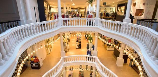 Shopping Maison De Bonneterie em Amsterdam