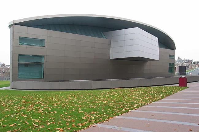 Museu Van Gogh em Amsterdam na Holanda
