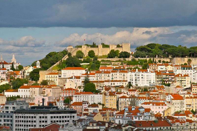 Castelo de São Jorge em Lisboa | Portugal