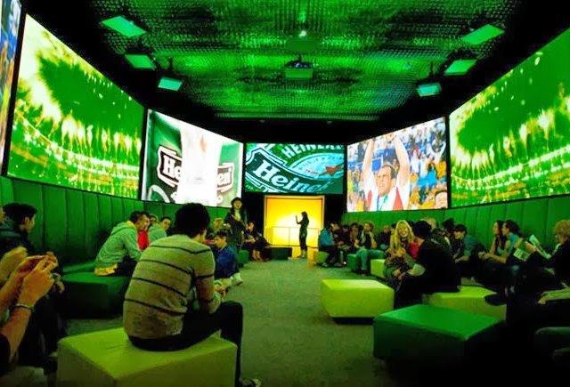 Heineken Experience em Amsterdam | Holanda