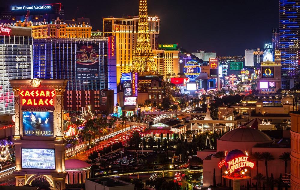 Construções em Las Vegas