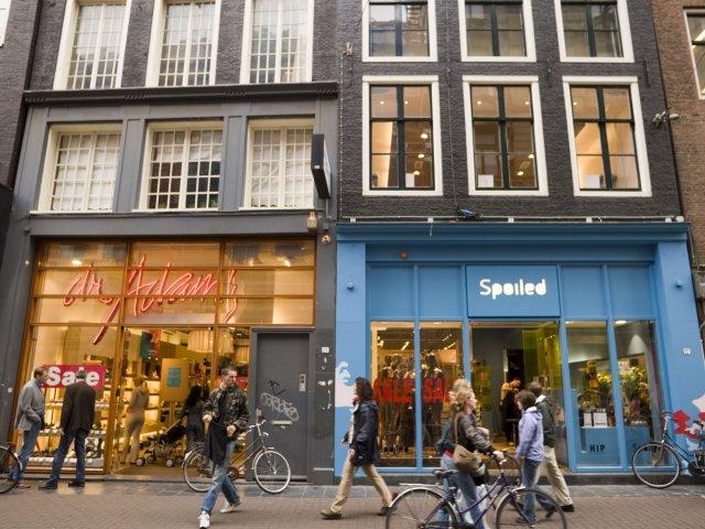 Lojas de Roupas em Amsterdam | Holanda