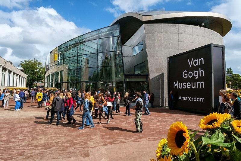 Museu Van Gogh em Amsterdam | Holanda