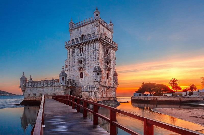 Torre de Belém em Lisboa | Portugal