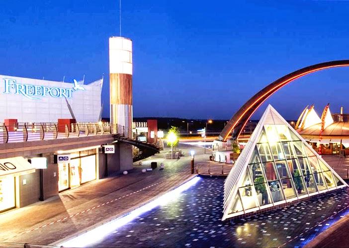 Outlet Multimarcas Freeport em Lisboa em Portugal