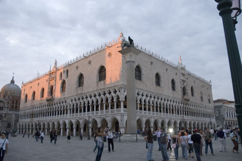 Palácio Ducale em Veneza | Itália