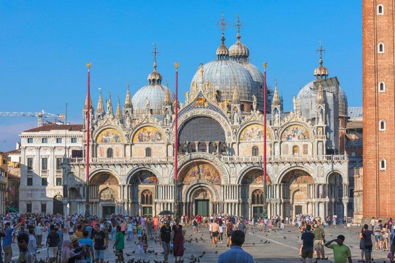 Basílica de San Marco em Veneza | Itália