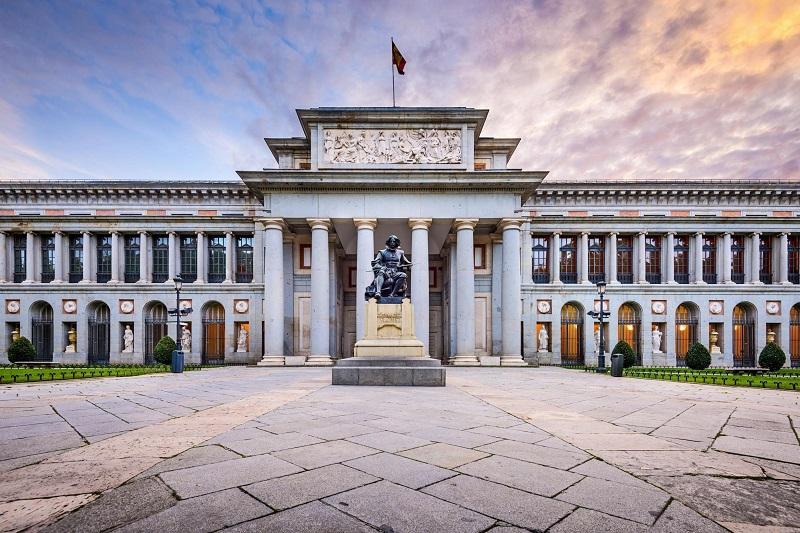 Museu do Prado em Madri | Espanha