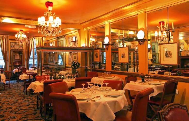Café Procope em Paris