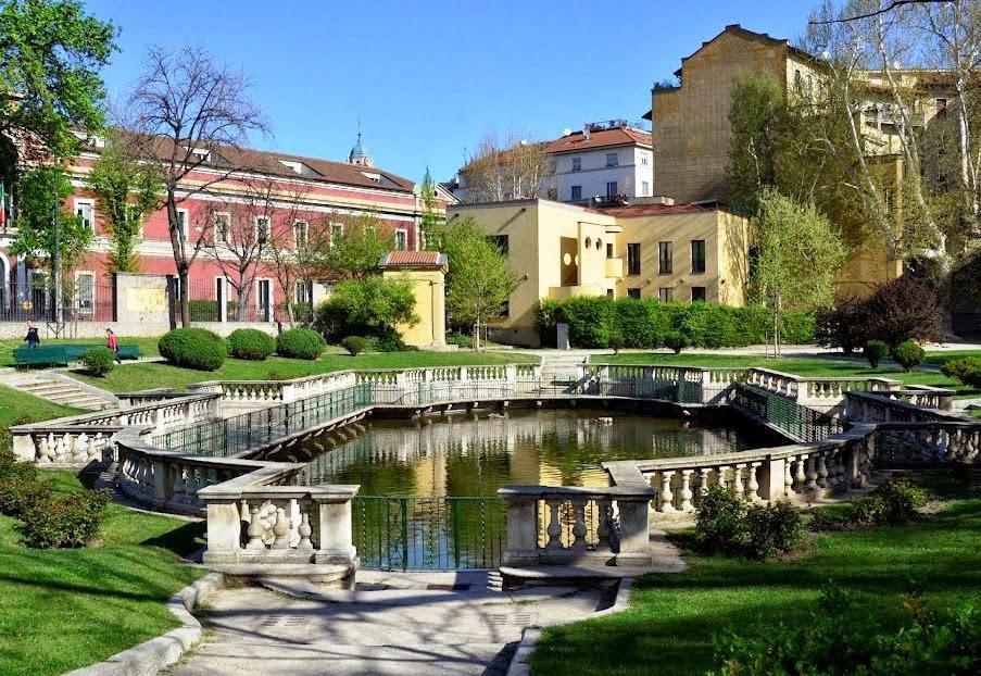 Giardini della Guastalla em Milão
