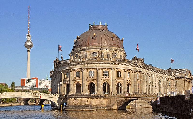 Ilha Museus em Berlim
