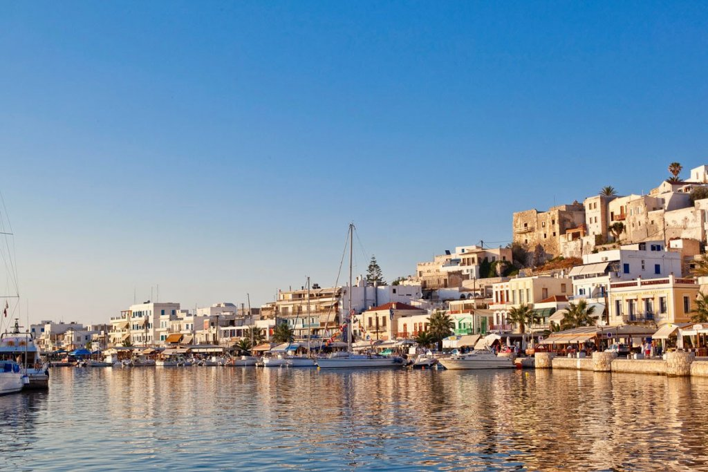 Ilha de Naxos, Grécia