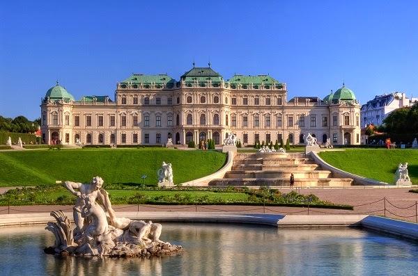 Museu da Kunsthistorisches em Viena