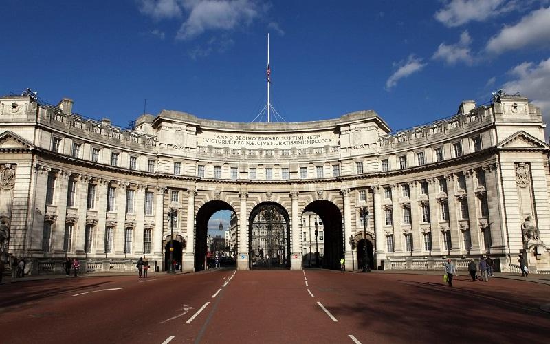 Prédio Admiralty Arch em Londres | Inglaterra