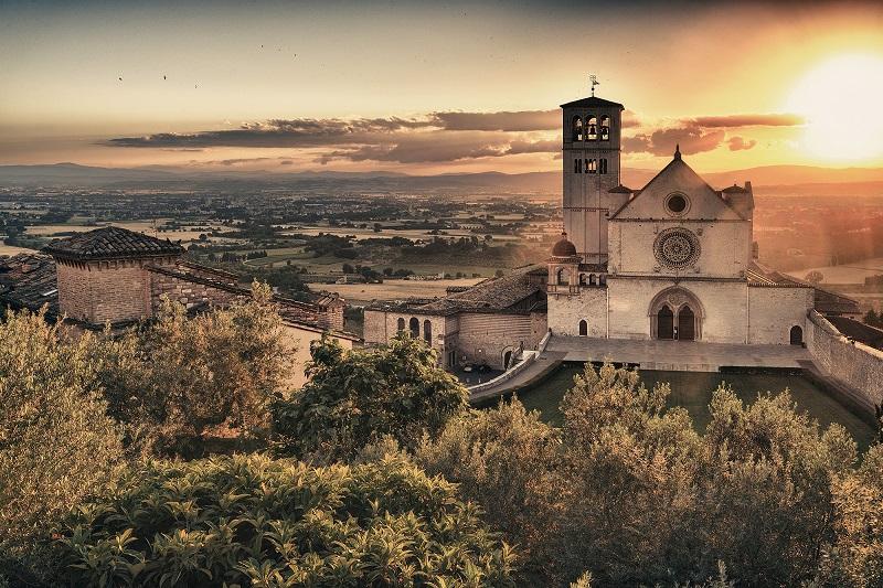 Basílica de São Francisco de Assis | Itália