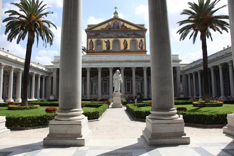 As quatro Basílicas Papais em Roma | Itália
