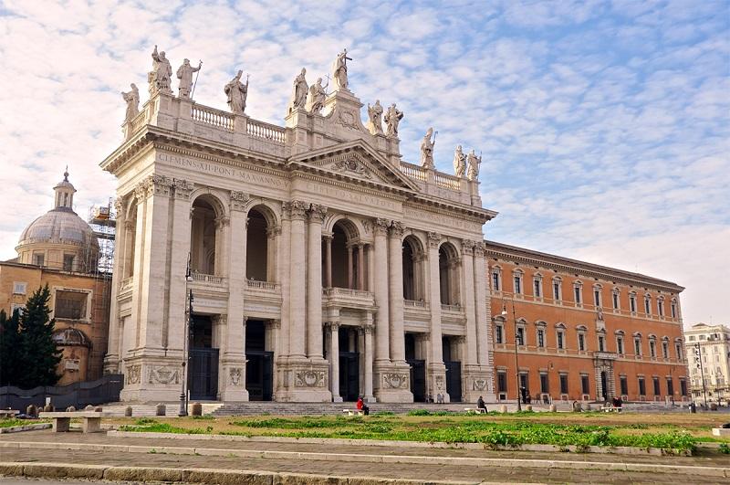 Basilica São João de Latrão em Roma – Itália