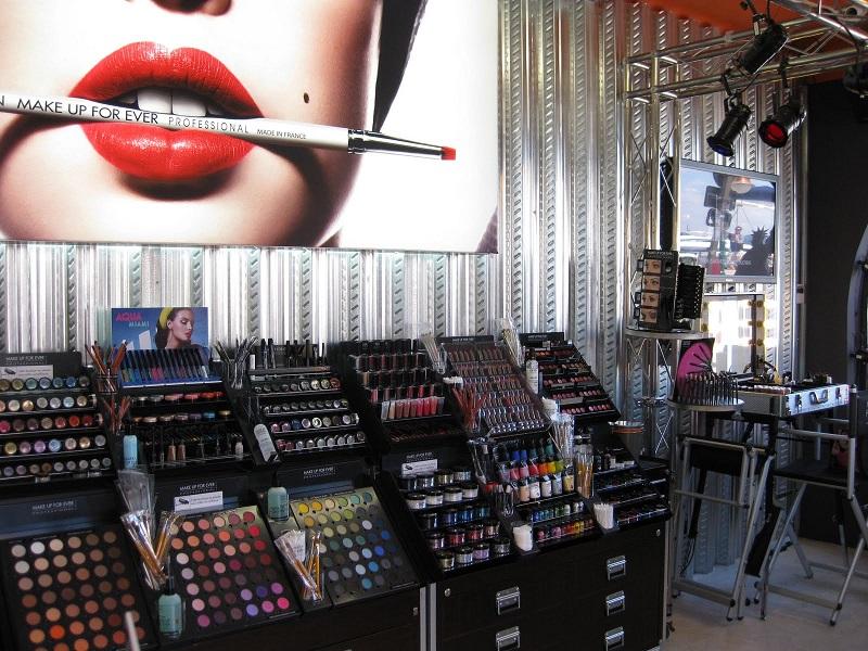 Maquiagem e produtos de beleza em Madri | Espanha