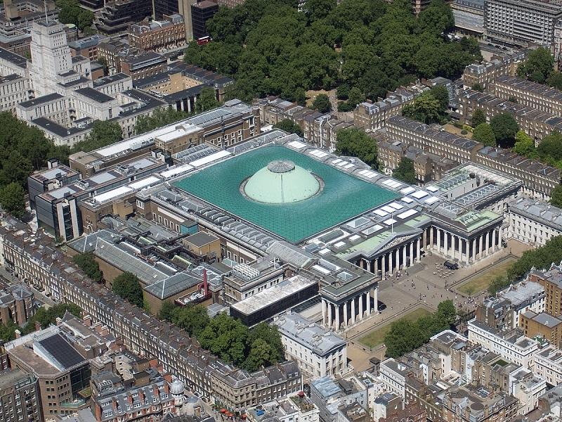 Museu Britânico de Londres | Inglaterra