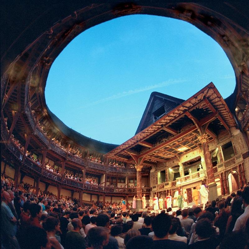 Teatro The Globe de Shakespeare em Londres | Inglaterra