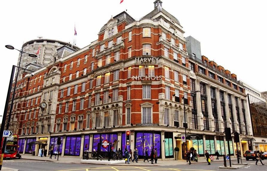Loja de departamento Harvey Nichols em Londres