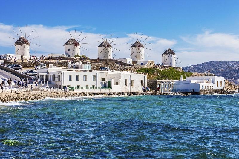 Ilha de Mykonos | Grécia