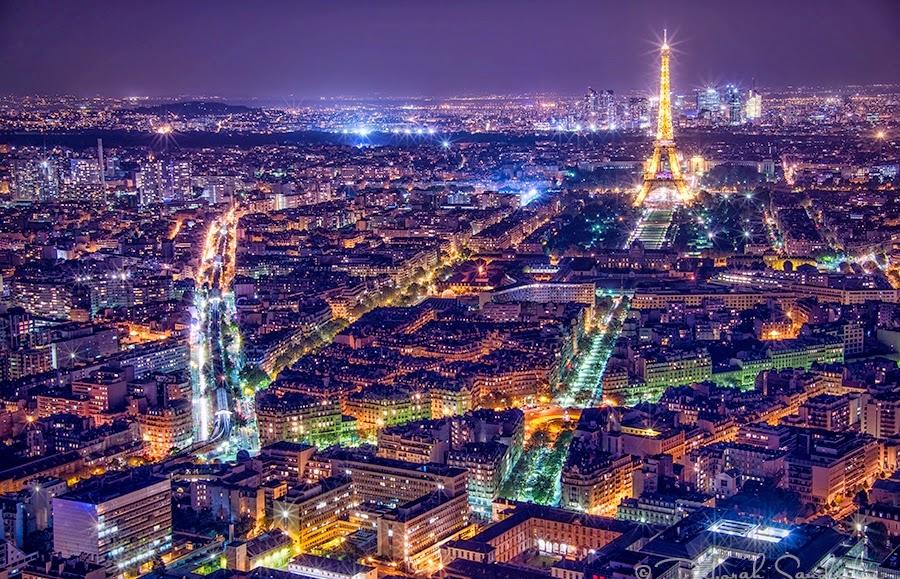 Paris Iluminada