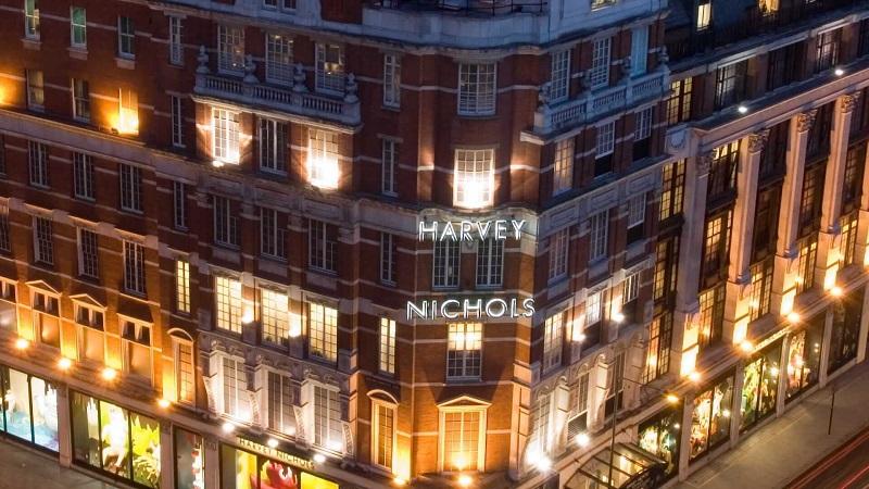 Loja de departamento Harvey Nichols em Londres | Inglaterra