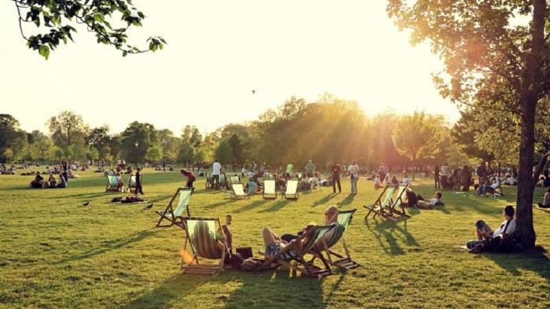 Parques em Londres | Inglaterra