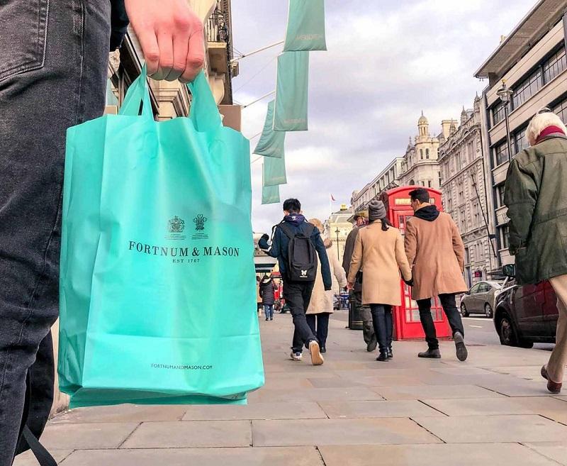 Compras em Londres | Inglaterra