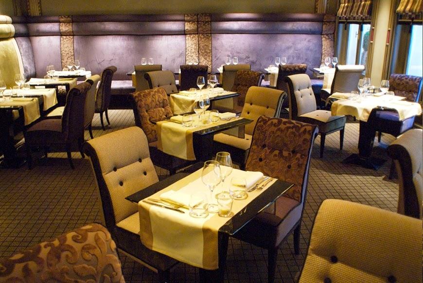 Restaurante Goumard em Paris