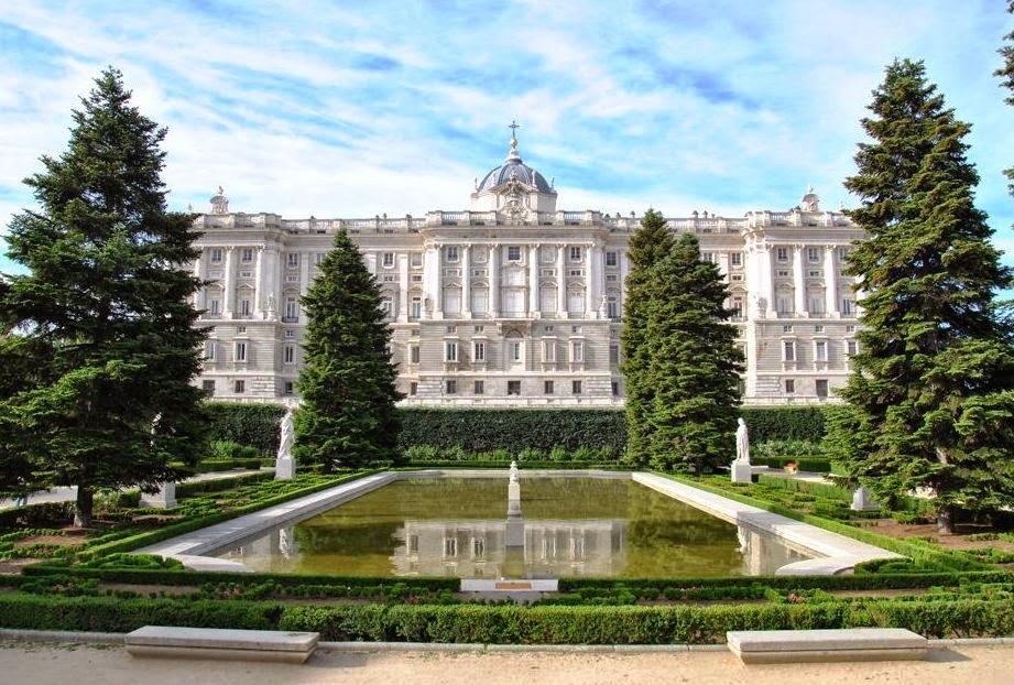 Palácio de Madri