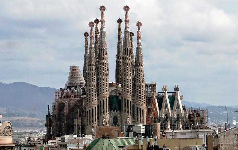 Templo Expiatorio em Barcelona