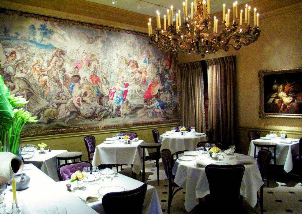Restaurante LAmbroisie em Paris