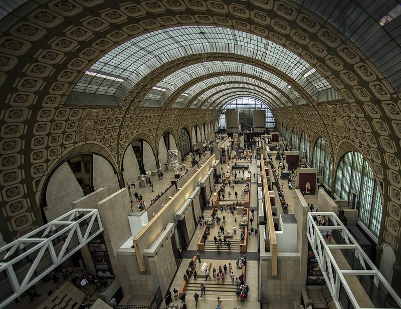 Museu de Orsay em Paris | França