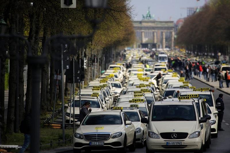 Táxis em Berlim | Alemanha
