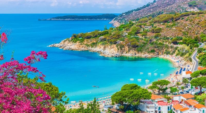 Ilha de Elba na Toscana | Itália