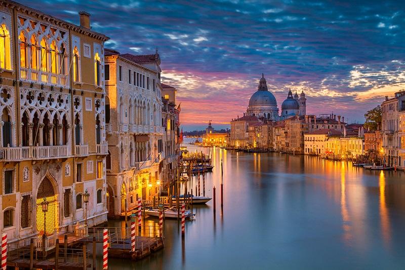 O Clima em Veneza | Itália