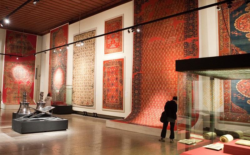 Museu de Arte Islâmica e Turca em Istambul | Turquia