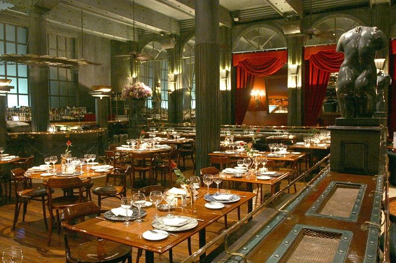Restaurante Alcântara Café em Lisboa | Portugal