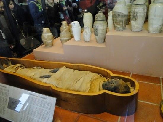 Museu Egipcio no Vaticano