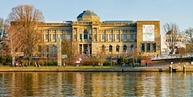 Museu Städel em Frankfurt