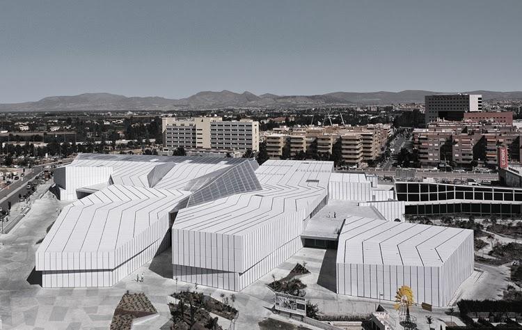 Parque da Ciências em Granada